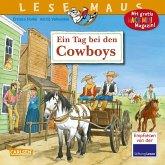 Ein Tag bei den Cowboys / Lesemaus Bd.91