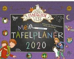 Die Schule der magischen Tiere Mein Tafelplaner 2020 - Auer, Margit
