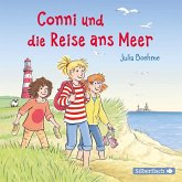 Conni und die Reise ans Meer / Conni Erzählbände Bd.33 (1 Audio-CD)