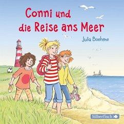 Conni und die Reise ans Meer / Conni Erzählbände Bd.33 (1 Audio-CD) - Boehme, Julia