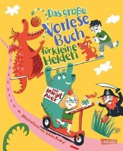 Das große Vorlesebuch für kleine Helden von Margit Auer - Auer, Margit