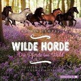 Die Pferde im Wald / Wilde Horde Bd.1 (3 Audio-CDs)