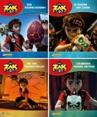 Nelson Mini-Bücher: 4er Zak Storm 1-4