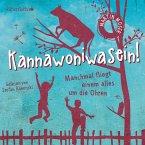Manchmal fliegt einem alles um die Ohren / Kannawoniwasein Bd.2 (2 Audio-CDs)
