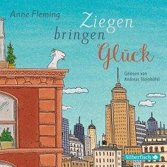 Ziegen bringen Glück, 2 Audio-CDs - Fleming, Anne