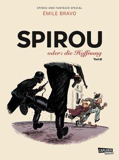 Spirou und Fantasio Spezial 28: Spirou oder: die Hoffnung 2 - Bravo, Emile