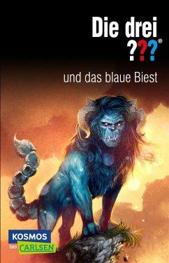 Die drei ???: und das blaue Biest (drei Fragezeichen) - Buchna, Hendrik