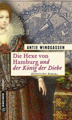 Buch-Reihe Die Hexe von Hamburg