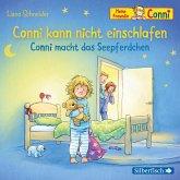 Conni kann nicht einschlafen / Conni macht das Seepferdchen, 1 Audio-CD