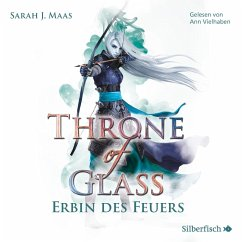 Erbin des Feuers / Throne of Glass Bd.3 (3 MP3-CDs) - Maas, Sarah J.