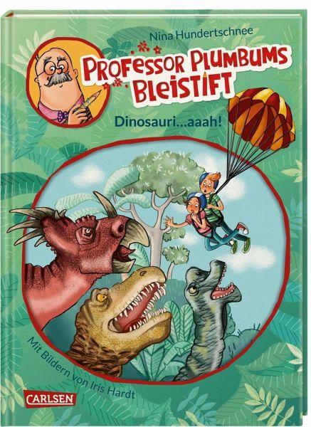 Buch-Reihe Professor Plumbums Bleistift