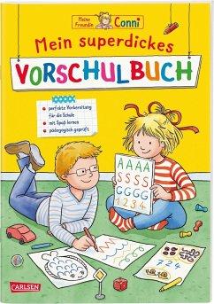 Mein superdickes Vorschulbuch - Sörensen, Hanna