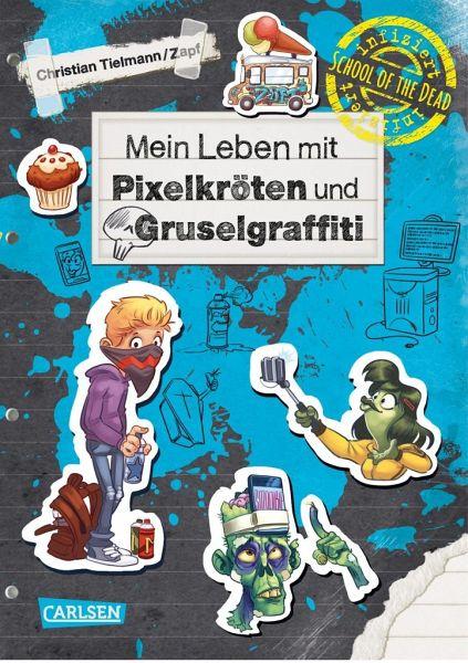 Buch-Reihe School of the dead