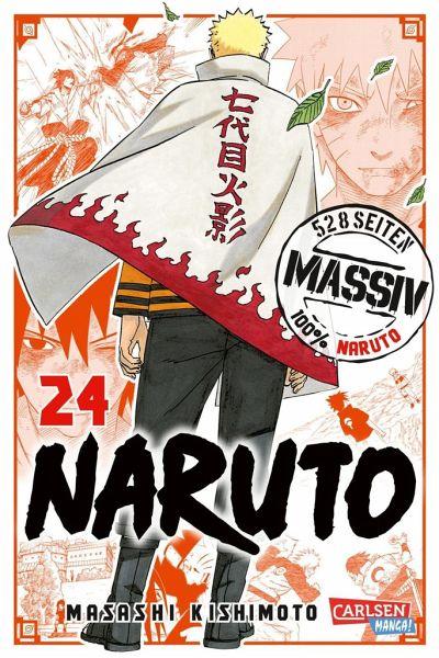 Buch-Reihe Naruto Massiv