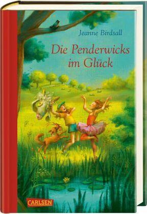 Buch-Reihe Die Penderwicks von Jeanne Birdsall