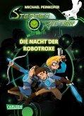 Die Nacht der Robotroxe / Sternenritter Bd.12