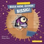 Bissig! / Bitte nicht öffnen Bd.1 (2 Audio-CDs)