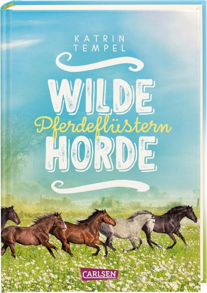 Buch-Reihe Wilde Horde