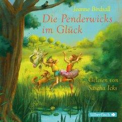 Die Penderwicks im Glück / Die Penderwicks Bd.5 (4 Audio-CDs) - Birdsall, Jeanne