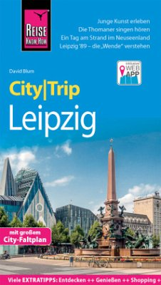 Reise Know-How CityTrip Leipzig - Blum, David