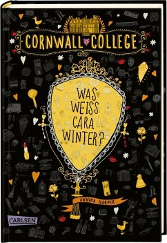 Was weiß Cara Winter? / Cornwall College Bd.3 - Harper, Annika
