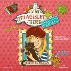 Helene und Karajan / Die Schule der magischen Tiere - Endlich Ferien Bd.4 (2 Audio-CDs)