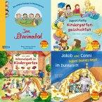 Mit Maxi Pixi im Kindergarten (4x1 Exemplar)
