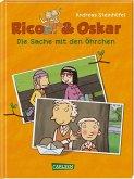 Die Sache mit den Öhrchen / Rico & Oskar Comic Bd.4