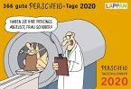366 gute Perscheid-Tage 2020 - Tageskalender