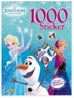 Disney Eiskönigin: 1000 Sticker