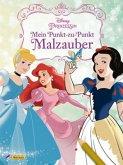 Disney Prinzessin: Mein Punkt-zu-Punkt Malzauber