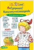 Aufgepasst! Konzentrationsspiele / Conni Gelbe Reihe Bd.42