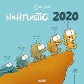 Nichtlustig Wandkalender 2020