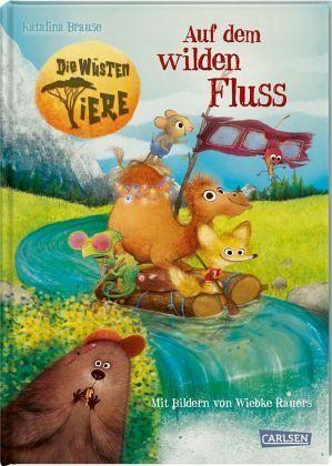 Buch-Reihe Die Wüsten Tiere