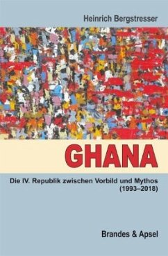 Ghana - Bergstresser, Heinrich