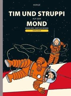 Tim und Struppi: Tim und Struppi auf dem Mond - Hergé