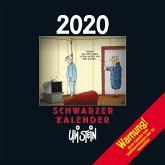 Uli Stein Schwarzer Kalender 2020