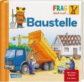 Baustelle / Frag doch mal ... die Maus! Erstes Sachwissen Bd.4