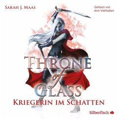 Kriegerin im Schatten / Throne of Glass Bd.2 (2 MP3-CDs) - Maas, Sarah J.
