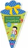 Schlau für die Schule: Rätselspaß zum Schulanfang mit Stickern (Schultüte für Jungen)
