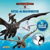 Drachenzähmen leicht gemacht 3: Die geheime Welt: Rätsel für Drachenreiter