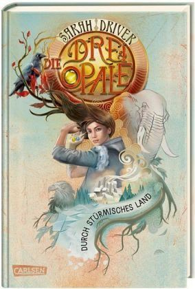 Buch-Reihe Die drei Opale