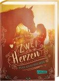 Pias Geschichte / Zwei Herzen - eine Pferdeliebe Bd.1