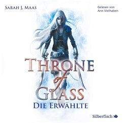 Die Erwählte / Throne of Glass Bd.1 (2 MP3-CDs) - Maas, Sarah J.