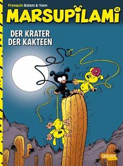 Der Krater der Kakteen / Marsupilami Bd.15 - Franquin, André; Yann
