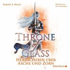 Herrscherin über Asche und Zorn / Throne of Glass Bd.7 (1 MP3-CD)