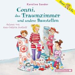 Conni, das Traumzimmer und andere Baustellen / Conni & Co Bd.15 (2 Audio-CDs) - Sander, Karoline
