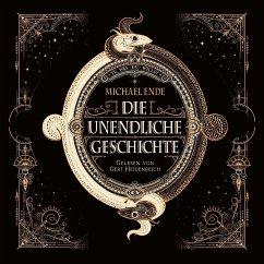 Die unendliche Geschichte - Jubiläumsausgabe, 12 Audio-CDs - Ende, Michael