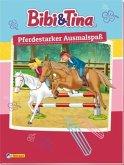 Bibi und Tina: Pferdestarker Ausmalspaß