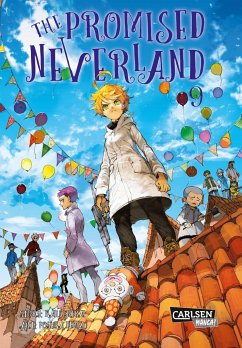 The Promised Neverland / The Promised Neverland Bd.9